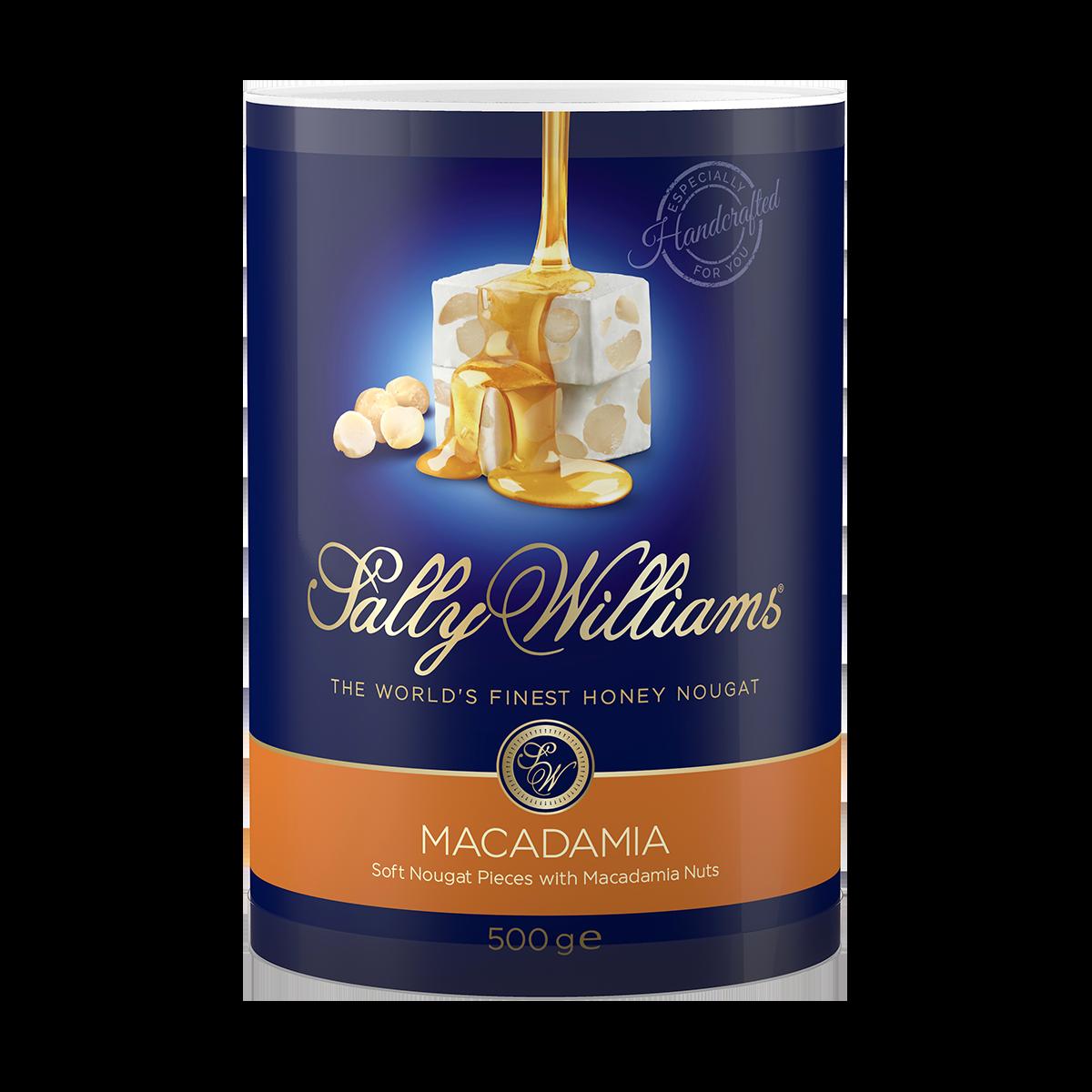 500g Tub Macadamia Nougat